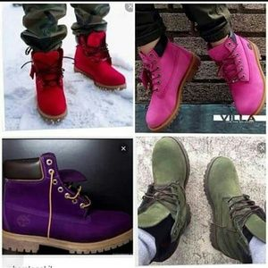 ISO Timberland boots Any of these colors