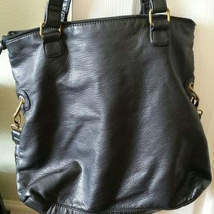 7b667a8a3b Bueno Bags - Brand new large black vegan tote bag purse