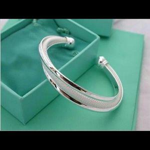 Jewelry - NEW Sterling Silver Bangle bracelet