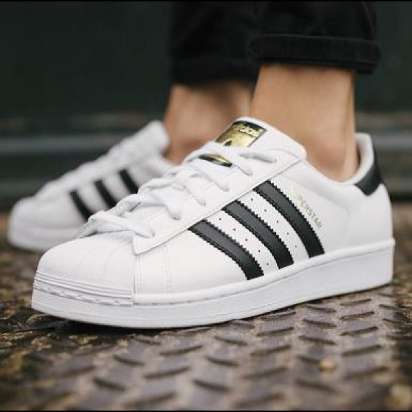 another chance 89914 34279 FIRM Authentic Adidas superstar sneakers