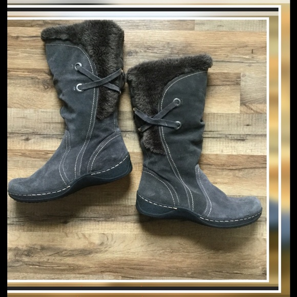 75a4ab70d519 🌨❄️Bass Denver Style Boots size 9 1/2