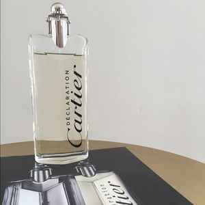 Cartier Other - Cartier cologne 90% full