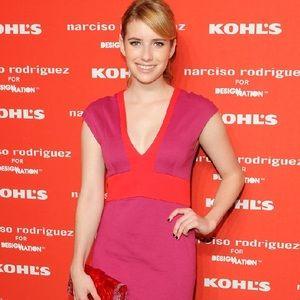 Narciso Rodriguez Dresses & Skirts - Narcisco Rodriguez for Design Nation pink dress