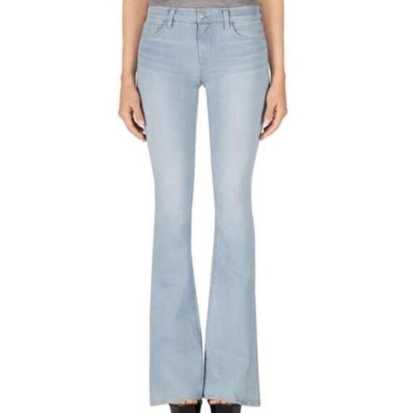 82 off j brand denim final sale j brand flare jeans from lily 39 s closet on poshmark. Black Bedroom Furniture Sets. Home Design Ideas
