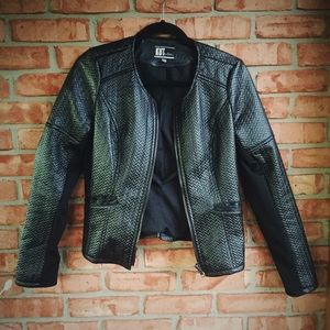 KUT from the Kloth Vegan Leather Jacket