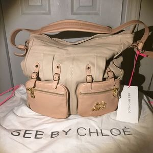 Authentic See by Chloe shoulder bag