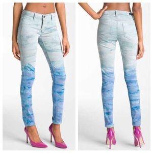Bleulab Detour Ombre Jeans Reversible blue