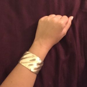 Jewelry - Silver cuff bracelet