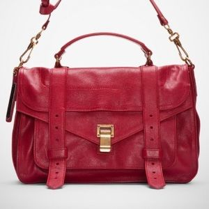 Proenza Schouler Handbags - PS1 medium chianti red proenza schouler