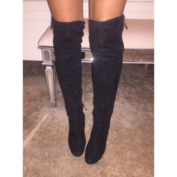 90a6662c2eb Guess by Marciano Thigh High Over The Knee Boots
