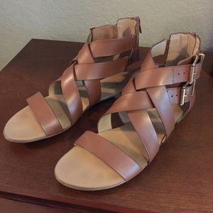 Sole society gladiator sandals
