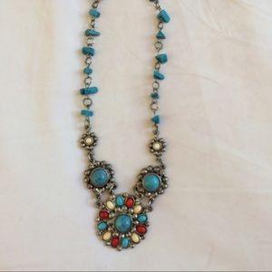 Jewelry - Turquoise  necklace southwestern