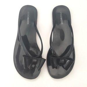 Steve Madden Shoes - ✨like new✨Steve Madden bow sandals