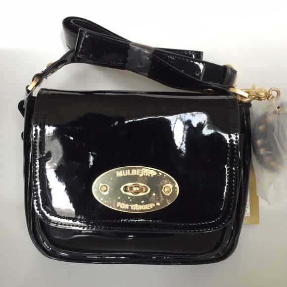 Mulberry for Target Bags   Patent Crossbody Bag   Poshmark 65c765155c