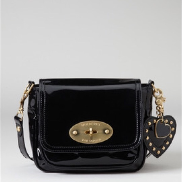 Mulberry for Target Bags - Mulberry for Target Patent Crossbody Bag