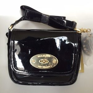 Mulberry for Target Patent Crossbody Bag