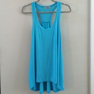 Michael Stars Tops - Michael Stars Bright Blue Tank Top