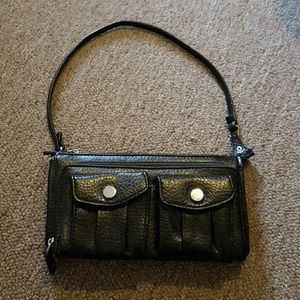 Target Handbags - Black non-leather purse