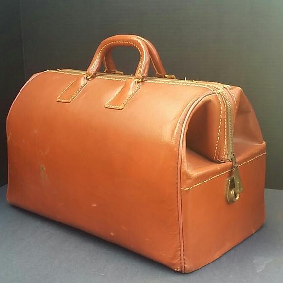 Crest Lock Bags Vintage Doctors Bag Poshmark