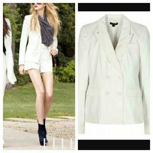 Rachel Zoe Double-breasted Suit Jacket