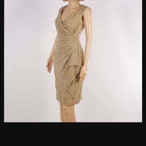 Maggy London Dresses & Skirts - Beautiful Gold Dress