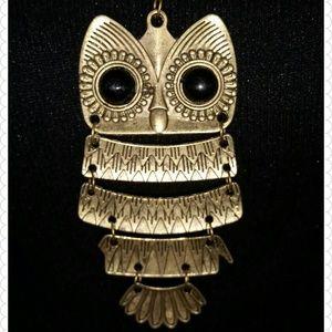 Jewelry - Fashion owl necklace