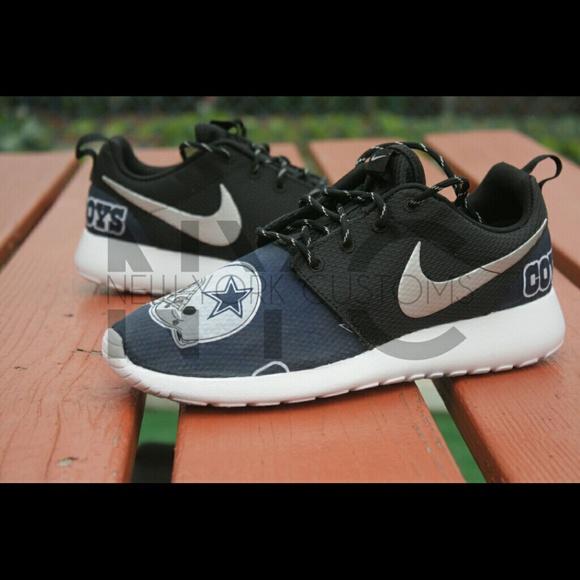 Dallas Cowboys Tennis Shoes Nike