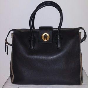 Saint Laurent Handbags - Saint Laurent Muse Two Cabas 2tone Tote Bag