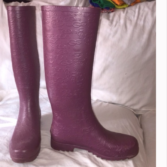 UGG Shoes | Authentic Purple Ugg Rain