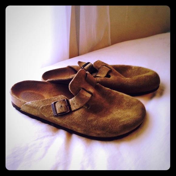 1d9e1a70116f27 Birkenstock Shoes - Birkenstock Boston Classic Arch Clog