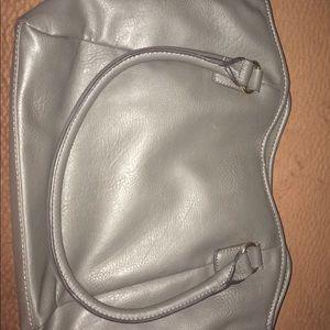 grey apt 9 purse