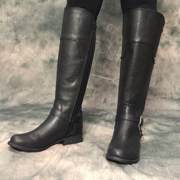 G By Guess Shoes Nwt And Box Riding Boots Poshmark