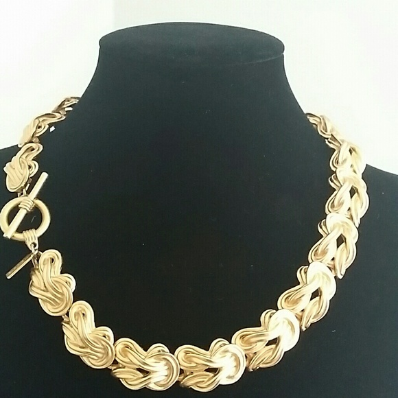 67 talbots jewelry talbots gold necklace from ronie
