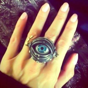 Alchemy Protective Auto Eye Ring 9