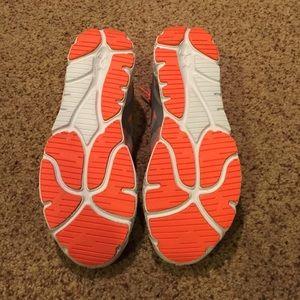 Under Armour Shoes - UA Micro G Monza Night - Orange 0923e6c64c3