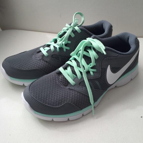Nike Flex Experience Run 3 Grey   Mint. M 560eda429818290a370020b1 4352691e77d
