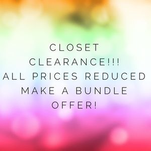 Dresses & Skirts - ✨CLOSET-WIDE CLEARANCE✨ ALL prices reduced!