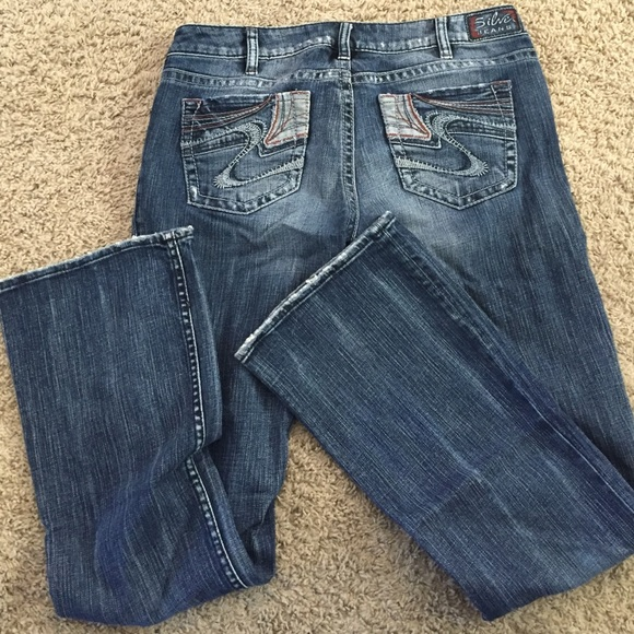 71% off Silver Jeans Denim - Toni Silver jeans size 30x33 from ...