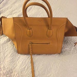 Celine shoulder bag on Poshmark