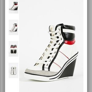 Shoes - Sneaker wedge so 5