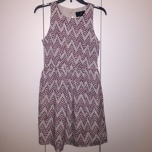 Jack by BB Dakoda Sleeveless A-line Dress