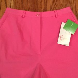 ✨LILLY PULITZER✨ pink shorts ✨size 4 ✨ NEW✨