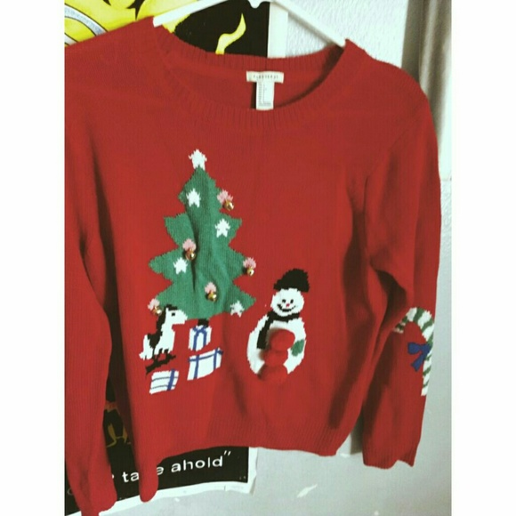 35% off Forever 21 Sweaters - Forever 21 Christmas Sweater Cute ...