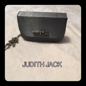 Judith Jack Handbags - JUDITH JACK CROSSBODY EVENING BAG