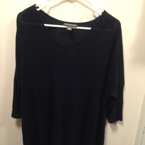 A pea in the pod maternity shirt top size large