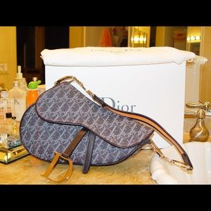 Christian Dior Saddlebag