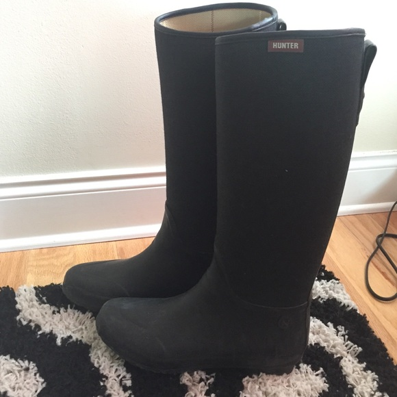 47% off Hunter Boots Boots - Hunter Lady N Rain boots from ...