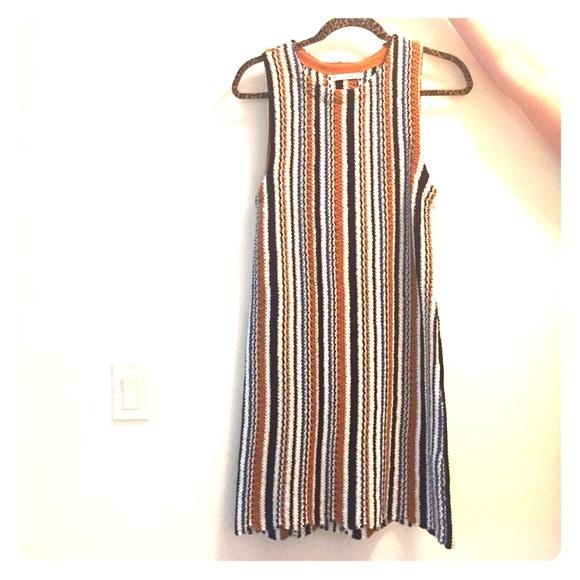 555b45007230 NWOT ZARA missoni inspired knit dress. M_56101bc0680278785a00a9f7