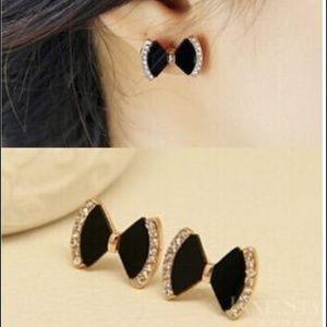 Jewelry - New Bow Earrings