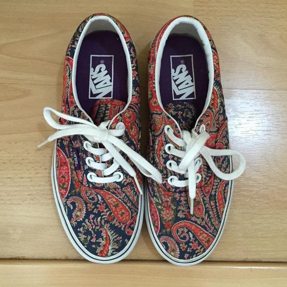vans schoenen special edition